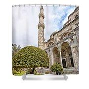 Sehzade Mosque 09 Shower Curtain