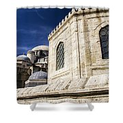 Sehzade Mosque Istanbul Shower Curtain