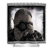 Self - Portrait 1 Shower Curtain