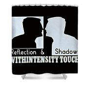 Self-analysis Shower Curtain by Withintensity  Touch