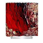 Self-propelled Decomposition  Shower Curtain