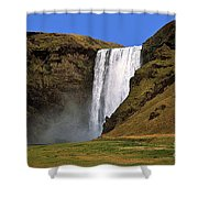 Seljalandsfoss - Iceland Shower Curtain