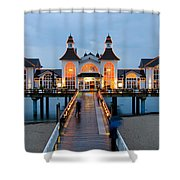 Sellin Shower Curtain
