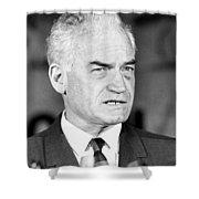 Senator Barry Goldwater Shower Curtain