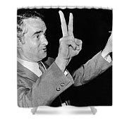 Senator Thomas Eagleton Shower Curtain