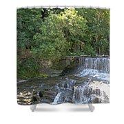 Seneca Keuka Trail Shower Curtain
