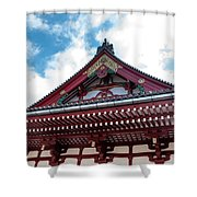 Sensoji Temple Shower Curtain