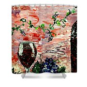 Sensual Persuasion  Shower Curtain by Mark Moore