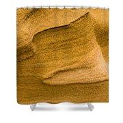 Sensual Sand Shower Curtain