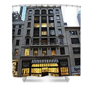 Sephora House - 5th Ave Nyc Shower Curtain
