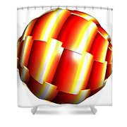 Serendipity By Jammer Shower Curtain
