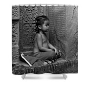 A Moment Of Serenity Shower Curtain