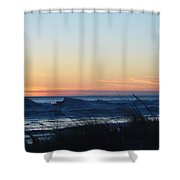 Serene Shower Curtain