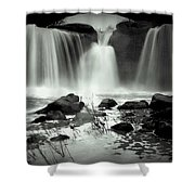 Serenity And Majesty Shower Curtain