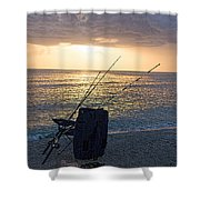 Serenity - Blind Pass - Captiva Island Shower Curtain