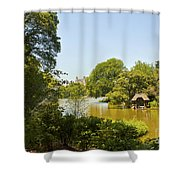 Serenity II Shower Curtain