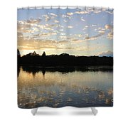 Serenity Sea Shower Curtain