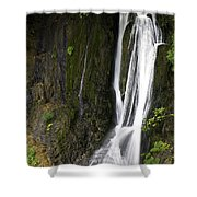 Serenity Two Shower Curtain