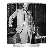 Sergey Yulyevich Witte (1849-1915) Shower Curtain