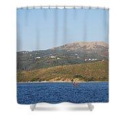 Serpa Shower Curtain