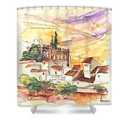Serpa  Portugal 27 Shower Curtain