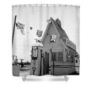Service Station, 1939 Shower Curtain