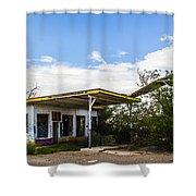 Service Station 2 Shower Curtain