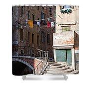 Sestier San Polo - Venice Shower Curtain