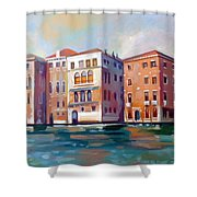 Sestiere San Marco Shower Curtain
