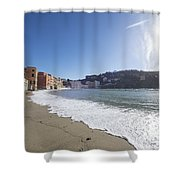 Sestri Levante With The Beach Shower Curtain