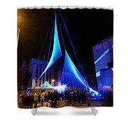 Set The Sails Shower Curtain