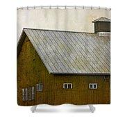 Settlement Shower Curtain