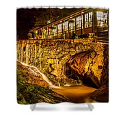 Seven Falls Visitors Center Shower Curtain