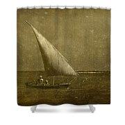 Seven Seas... Shower Curtain