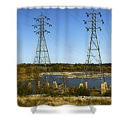 Seven Sisters Manitoba Shower Curtain
