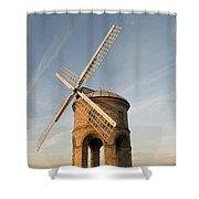Seventeenth Century Mill Shower Curtain