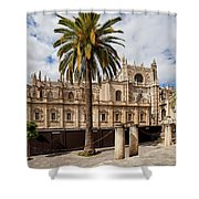 Seville Cathedral In Spain Shower Curtain