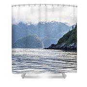 Sunny Cove Shower Curtain
