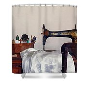 Sewing Room Shower Curtain