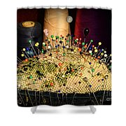 Sewing - The Pin Cushion Shower Curtain