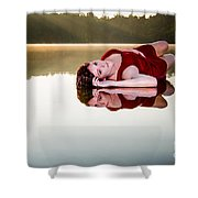 Sexy Waters Shower Curtain