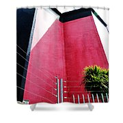 Shades And Shadows  Shower Curtain by Steve Taylor