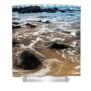 Shades Of Nature Shower Curtain