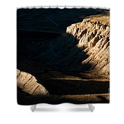 Shadow In Nature Shower Curtain