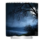 Shadowlands 3 Shower Curtain