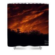 Shadowlands 7 Shower Curtain