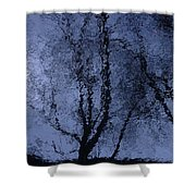 Shadows Of Reality  Shower Curtain