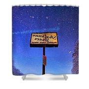 Shalimar Diner Shower Curtain