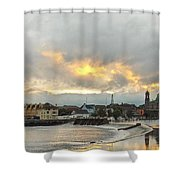 Shannon River 2 Shower Curtain