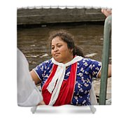 Shanty Town Cook Shower Curtain
